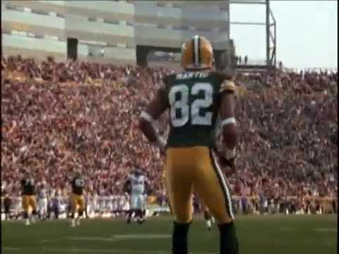 Ruvell Martin NFL Career (Green Bay)