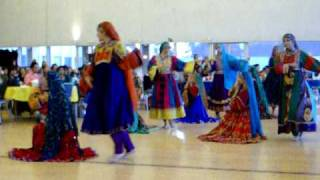 Afghan Dance
