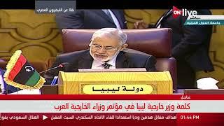 محمد الطاهر: حل الأزمة الليبية عبر المصالحة الوطنية.. فيديو