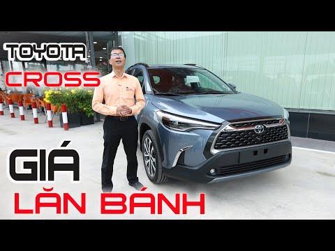 Giá xe Toyota Corolla Cross 2020 | Giá trọn gói xe Cross hết bao nhiêu? | Nhóm Thái Lớn