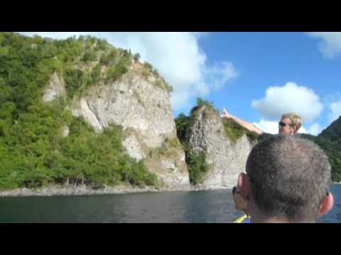 Dominica in the Caribbean. Tips for travellers on things to do video tour