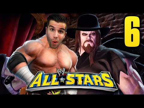"WWE ALL STARS - Path of Champions Legends - Ep. 6 - ""CHAMPIONSHIP MATCH!!"" (Finale)"