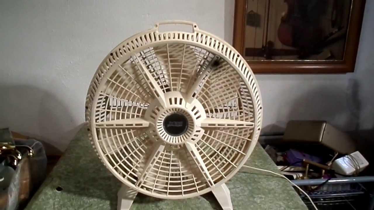 1980 U0026 39 S Galaxy Wind Machine 20 U0026 39  U0026 39  Air Circulator