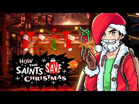 HOW THE SAINTS SAVED CHRISTMAS - Xmas w/ Attitude | Grizzly Gem Review Christmas Special! (Xbox One)