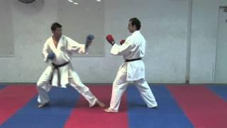 Pt 7: GKR National Kumite Curriculum - Attacks L3 & L4