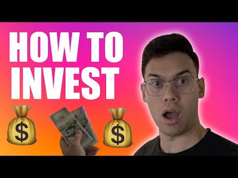 Ryan Hildreth   How To Invest Money 💰 In 2019 🤔