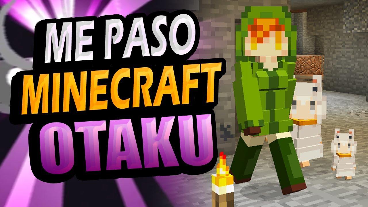 Download ME PASO MINECRAFT OTAKU!! 100% Legal