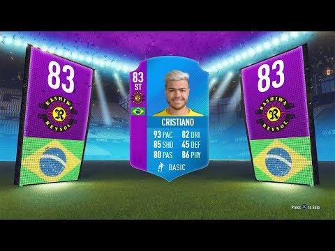 83 RATED CRISTIANO SBC! - J1 LEAGUE SBC FIFA 18 Ultimate Team