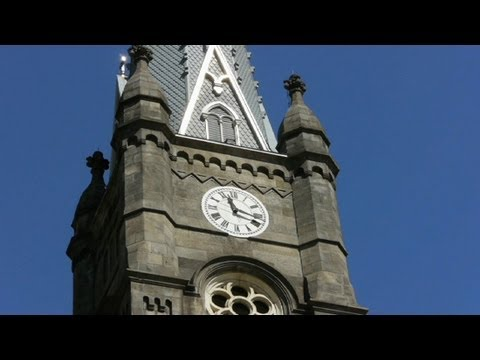 Cleveland's Old Stone Church Ages Well