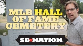MLB: Hall of Fame Cemetery with Rob Neyer