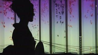В Токио открылась выставка золотых рыбок (новости) http://9kommentariev.ru/
