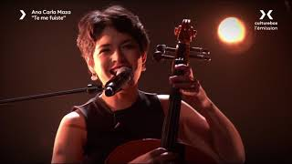 Ana Carla Maza - Live @Culturebox L'Emission - FranceTV