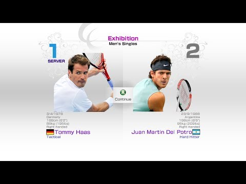 virtua-tennis-4-sega-tommy-haas-vs-juan-martin-del-potro-rafael-nadal-roger-federer-andy