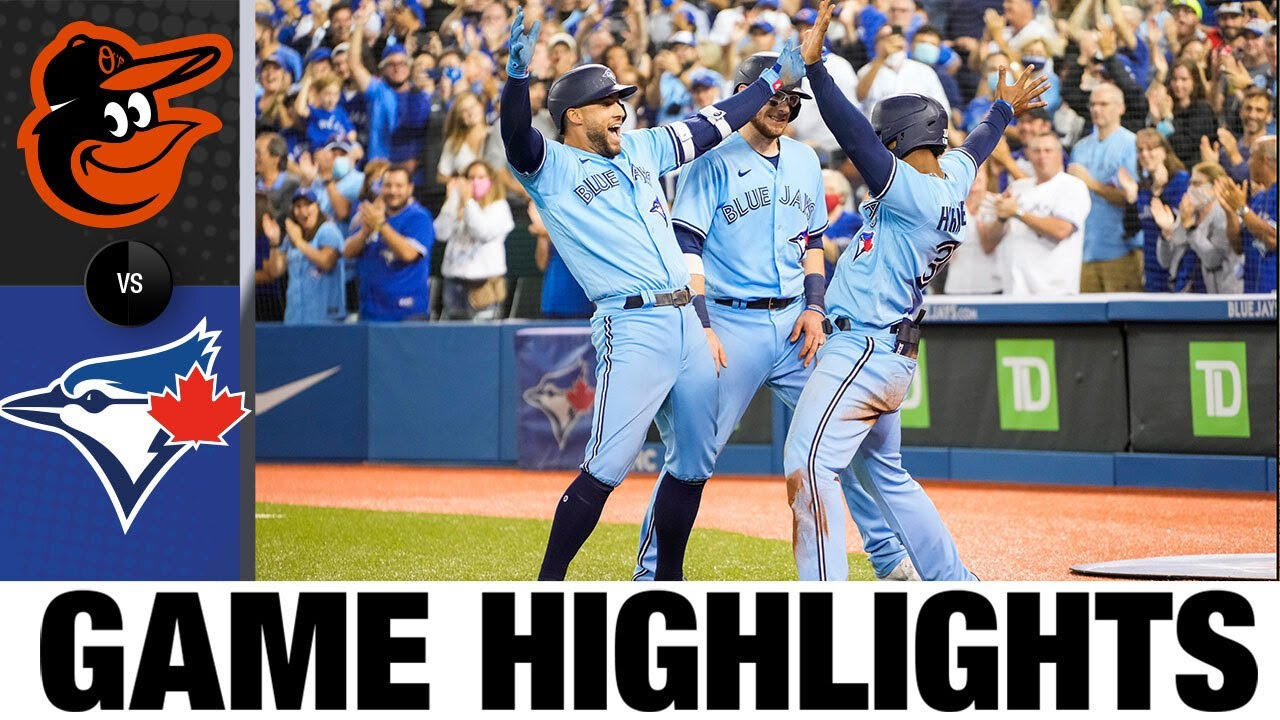 Download Orioles vs. Blue Jays Highlights (10/3/21) | MLB Highlights