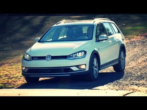 Volkswagen Golf Alltrack 2017 Review | TestDriveNow