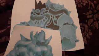 Dark Frost Dreamy Bowser Says Yes Get eating By Sharks / Grounded.