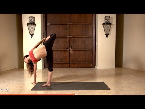 Highly Effective Steady Flow Yoga for Abs & Core 45-Min