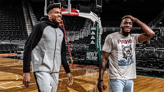 All-Access: Bucks Greek Night | Thanasis Makes First NBA Start | Khris Named All-Star | 1.31.20