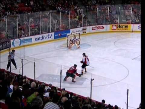 HFX vs BAI - Game 5 Highlights - Halifax Mooseheads win Presidents Cup.