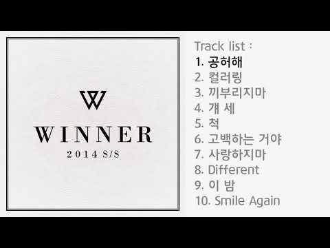 [FULL ALBUM] WINNER - 2014 S/S