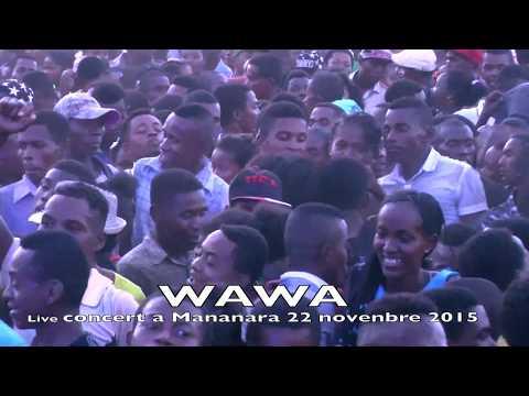 Wawa Salegy - Live @ Mananara - 22 novembre 2015