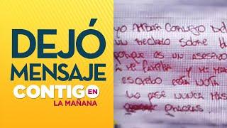 CORRÍA RIESGO: La advertencia que dejó Ámbar Cornejo en su edificio - Contigo En La Mañana YouTube Videos