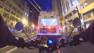 Long 5:30am Early Morning Urban E-bike Ride   San Francisco