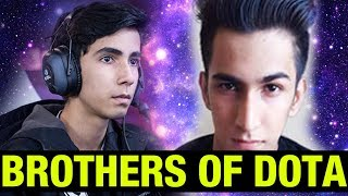 BROTHERS OF DOTA !! - SUMAIL AND YAWAR - Dota 2