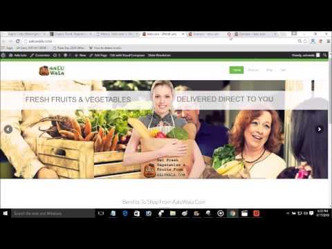 Make a Website To Sell products Online Using Wordpress for Free Full Tutorial Download