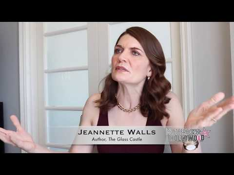 Author Jeannette Walls On Why She Shared Her Personal Story In The Glass Castle