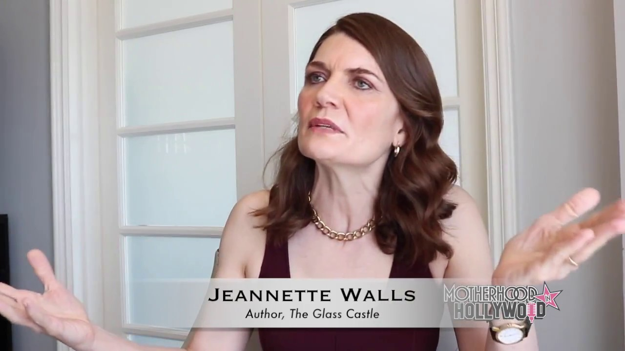 jeannette walls the glass castle interview