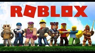 Playing ROBLOX Live :v