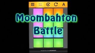 Drum pads 24 by Alex Dzuba - Moombahton Battle