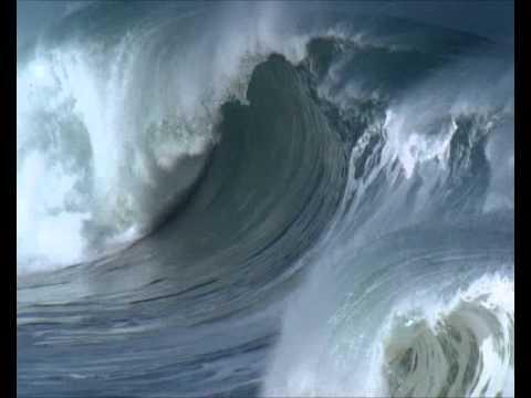 Футаж Волны, шторм - Footage Waves, storm
