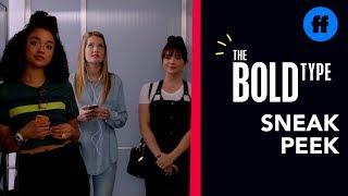 The Bold Type Season 3, Episode 6 | Sneak Peek: Flashback to Jane's First Day | Freeform