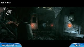 The Evil Within - Collectibles Guide - Chapter 14 (Keys, Documents, Maps, Posters, Newspapers)