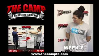 Northridge Weight Loss Fitness 6 Week Challenge Results - Genova H.