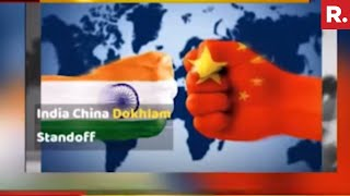 India's befitting reply to China