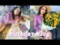 20TH BIRTHDAY VLOG // Weekend Away