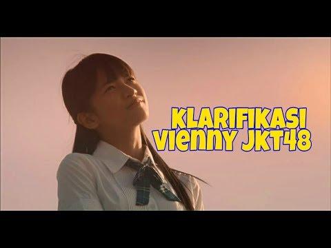 Vienny JKT48 memberikan klarifikasi tentang skandalnya (11/10/2017)