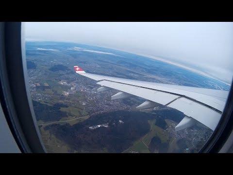 Flight Report Zurich - Tel Aviv with Swiss ( ATC)