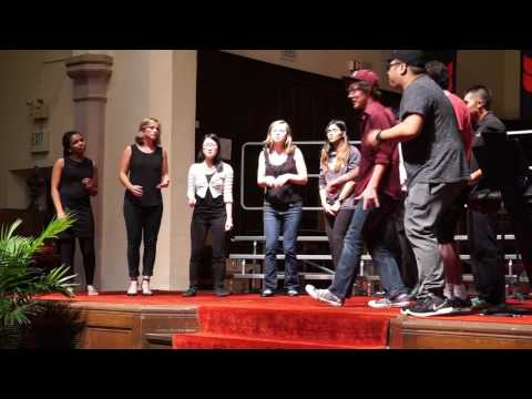 Noteworthy Commencement Concert 2017 - Breaking Free
