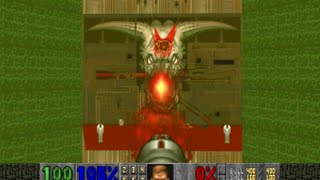 Doom 2 - Nightmare 100% Secret in 35:59 [TAS]
