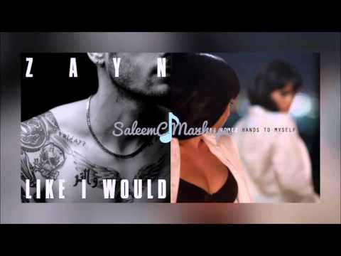 HANDS LIKE I WOULD - Selena Gomez & ZAYN (Mashup)