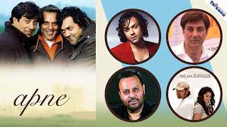 Apne Movie | 1st Time The Deol Come Together | क्यों Bobby Deol लड़ पड़े Director Anil Sharma से ?