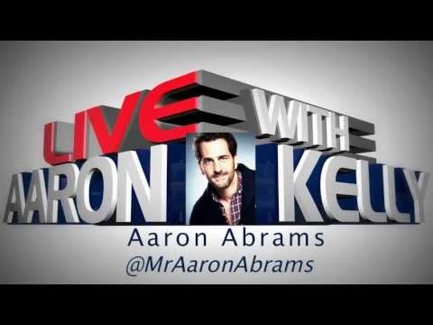 Grimm Russell Hornsby, Bitsie Tulloch, & Hannibal Aaron Abrams on LIVE with Aaron & Kelly