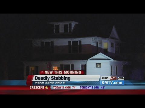Police investigate deadly stabbing in south Omaha
