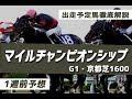 【競馬予想】2018 マイルチャンピオンシップ 鉄板軸馬と穴はこの馬!
