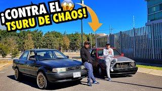 CORRIM0S EL TSURU DEL CHAOS VS ROGELIO.. | ManuelRivera11