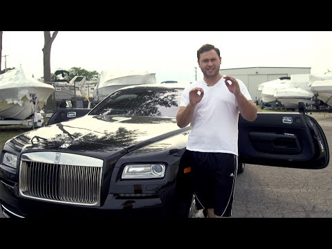 Rolls Royce Wraith in depth CAR REVIEW!